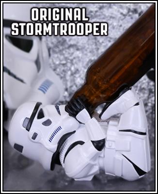 Stormtrooper Guzzler Flaschenhalter
