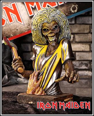 Iron Maiden Killers Büste Schachtel