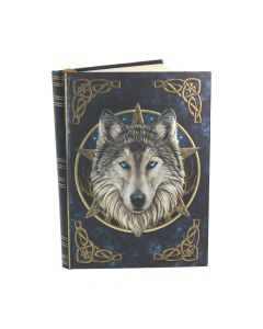 Embossed Journal The Wild One (LP) 17cm Wolves Artist Wolves Artist Collections
