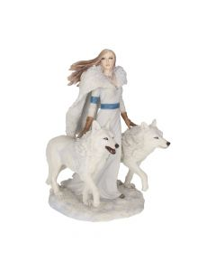 Winter Guardians 23cm (AS) Wolves Medium Figurines Artist Collections