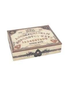 Jewellery Box Spirit Board (NN) 25cm Witchcraft & Wiccan Spirit Board Artist Collections