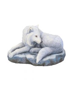 Guardian Of The North (LP) 19.5cm Wolves Lisa Parker Figurines Artist Collections