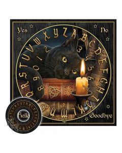 The Witching Hour Spirit Board by Lisa Parker Lisa Parker