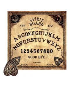 Spirit Board (NN) 38.5cm Witchcraft & Wiccan Spirit Board Artist Collections