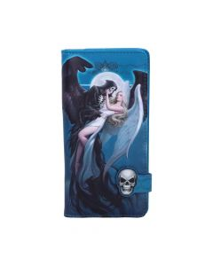 James Ryman Angel and the Reaper Embossed Purse Dark Angels