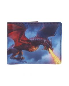 Fire From The Sky Wallet (JR) Dragons Artist Dragons Artist Collections