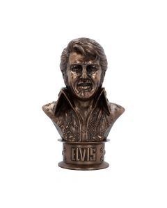 Elvis Bust 33cm Famous Icons Elvis Presley Artist Collections