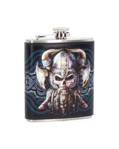 Danegeld Hip Flask 7oz Mythology Medieval Premium Range