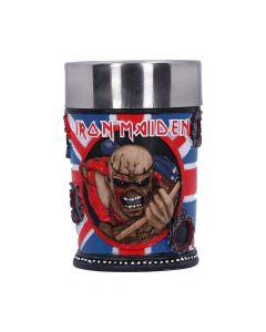 Iron Maiden Shot Glass 7cm Band Licenses Gift Ideas Artist Collections