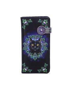The Charmed One Embossed Purse (LP) 18.5cm Cats Charmed One Artist Collections