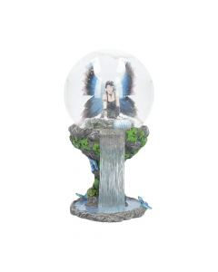Immortal Flight (AS) Snow Globe 100mm Fairies Artist Collections