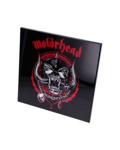 Motorhead-Everything Louder Crystal Clear Pic 32cm Band Licenses Motörhead Artist Collections