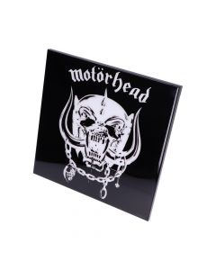 Motorhead Crystal Clear Picture 32cm Band Licenses Motörhead Artist Collections