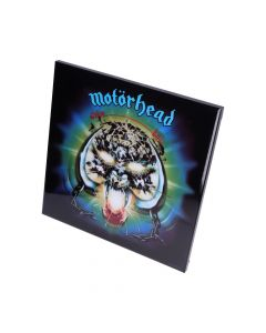 Motorhead-Overkill Crystal Clear Picture 32cm Band Licenses Motörhead Artist Collections