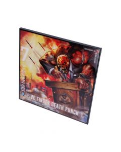 Five Finger Death Punch And Justice for None Crystal Clear Picture Five Finger Death Punch