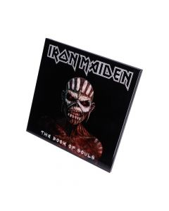 IronMaiden-TheBook of Souls Crystal Clear 32cm Band Licenses Iron Maiden