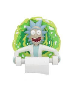 Rick Toilet Roll Holder 22.5cm Rick and Morty Verkaufte Artikel Artist Collections