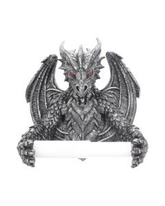Obsidian Toilet Roll Holder Dragons Obsidian Dragons Premium Range