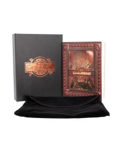 Iron Throne Journal (GOT) small Fantasy Web Offers Artist Collections