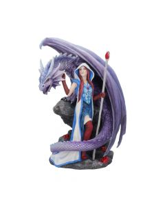 Dragon Mage by Anne Stokes 24cm Dragon Figurine Artist Medium Dragons