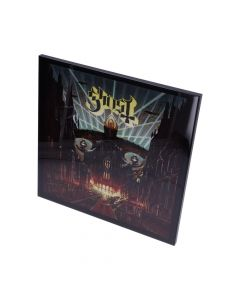 Ghost-Meliora Crystal Clear Picture 32cm Band Licenses Ghost Artist Collections