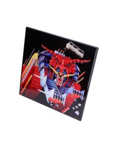 Judas Priest-Defenders of the Faith Crystal Clear Band Licenses Judas Priest Artist Collections