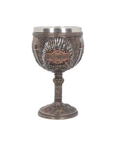 Iron Throne Chalice (GOT) 17cm Fantasy Verkaufte Artikel Artist Collections