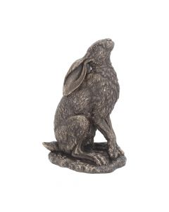 Country Art Hare Figurine Moonlight Ornament by Andrew Bill Sale Items