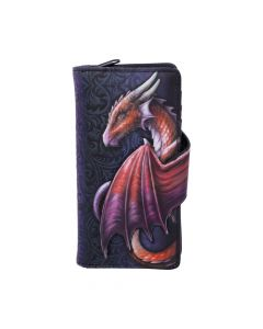 Take Flight Flying Dragon Embossed Purse Mother's Day