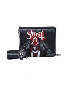 Ghost Papa Emeritus Red Wallet Ghost
