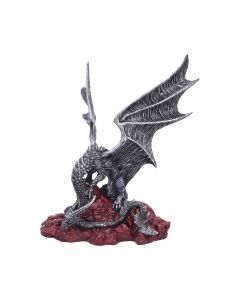 Andy Bill Silver Edition Khamseen Figurine Artist Medium Dragons