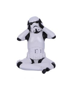 Hear No Evil Stormtrooper 10cm Sci-Fi In Demand Licenses Artist Collections