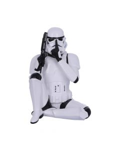 Speak No Evil Stormtrooper 10cm Sci-Fi Gift Ideas Artist Collections