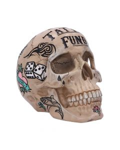Tattoo Fund (Bone) Skulls Popular Products - Dark Premium Range