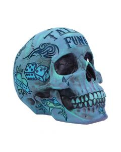 Tattoo Fund (Blue) Skulls Popular Products - Dark Premium Range