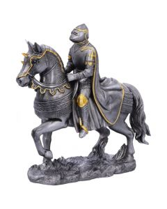 War Horse (Set of 6) Medieval NN Small Figurines Premium Range