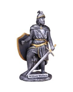 William Wallace (Set of 6) Medieval NN Small Figurines Premium Range