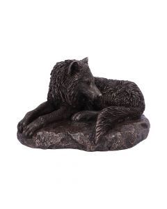 Guardian Of The North Bronze (LP) 19.5cm Wolves Popular Products Artist Collections
