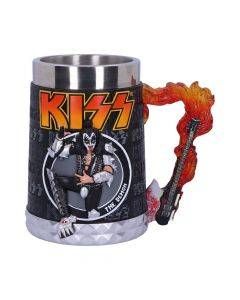 Officially Licensed KISS Flame Range Gene Simmons The Demon Tankard Coming Soon