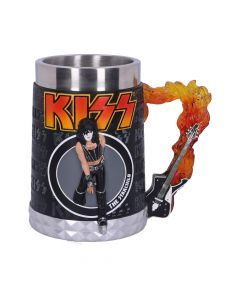 KISS Flame Range The Starchild Tankard 14.5cm Band Licenses KISS Artist Collections