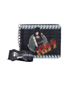 KISS - The Starchild Wallet Band Licenses KISS
