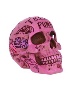 Tattoo Fund (Pink) Skulls Tattoo Fund Skulls Premium Range