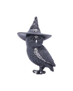 Owlocen Witches Hat Occult Owl Figurine New Product Launch