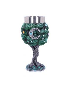 Exclusive Tree of Life Nature Goblet Wine Glass Popular Products - Light