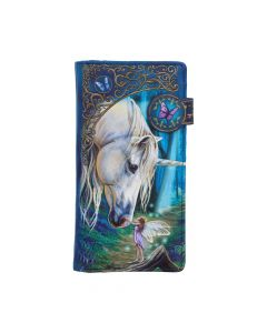 Officially Licensed Lisa Parker Fairy Whispers Embossed Purse New Products