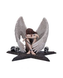 Spiral Gothic Enslaved Angel in Chains Figurine New in Stock