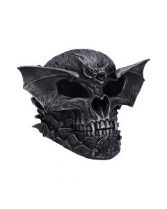 Bat Skull 19cm Skulls New Products Artist Collections
