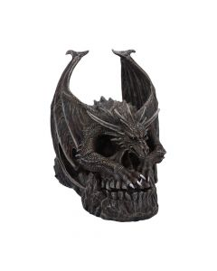 Draco Skull 19cm Dragons New Products Artist Collections