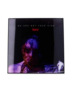 Slipknot We Are Not Your Kind Crystal Clear 32cm Band Licenses Coming Soon Artist Collections