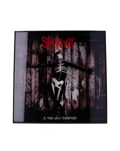 Officially Licensed Slipknot 5: The Gray Chapter Crystal Clear Art Picture New Product Launch